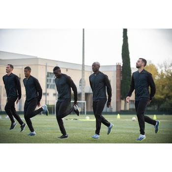 Pantalón Fútbol Kipsta FTR100 Adulto Negro