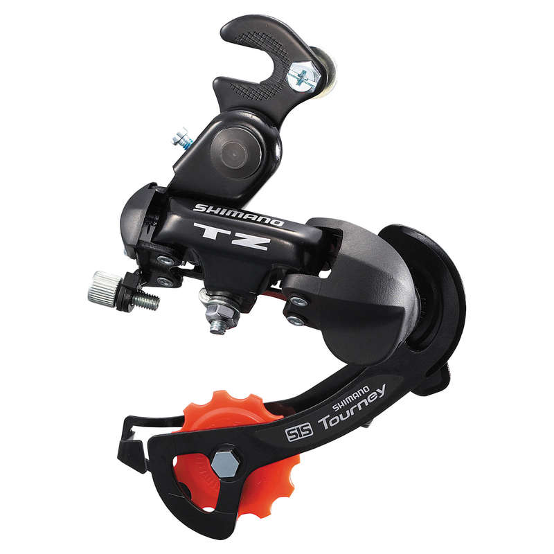 GEARING INTERMODAL Cycling - TZ50 Hook 6S Rear Derailleur WORKSHOP - Bike Brakes and Transmission