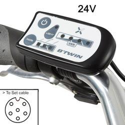 Mando Compatible con Bicis de 24V