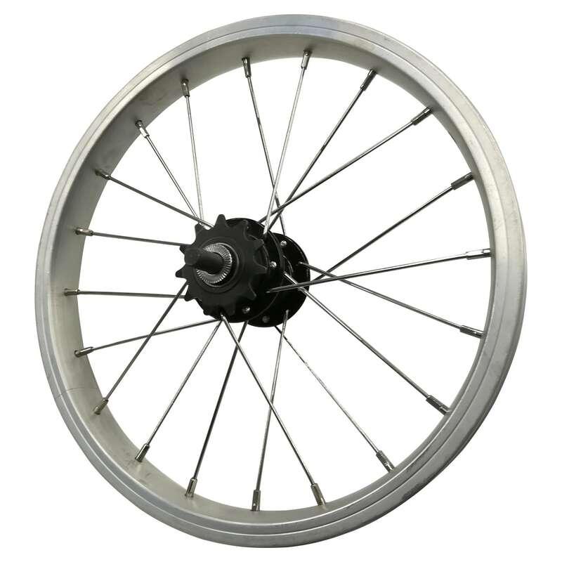 HJUL HOPFÄLLBAR Cykelsport - Bakhjul kompakt 14