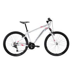 St 100 دراجة جبلية للسيدات 27 5 Quote أبيض وردي