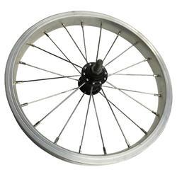 """Rueda Bicicleta Plegable 14"""" Delantera"""