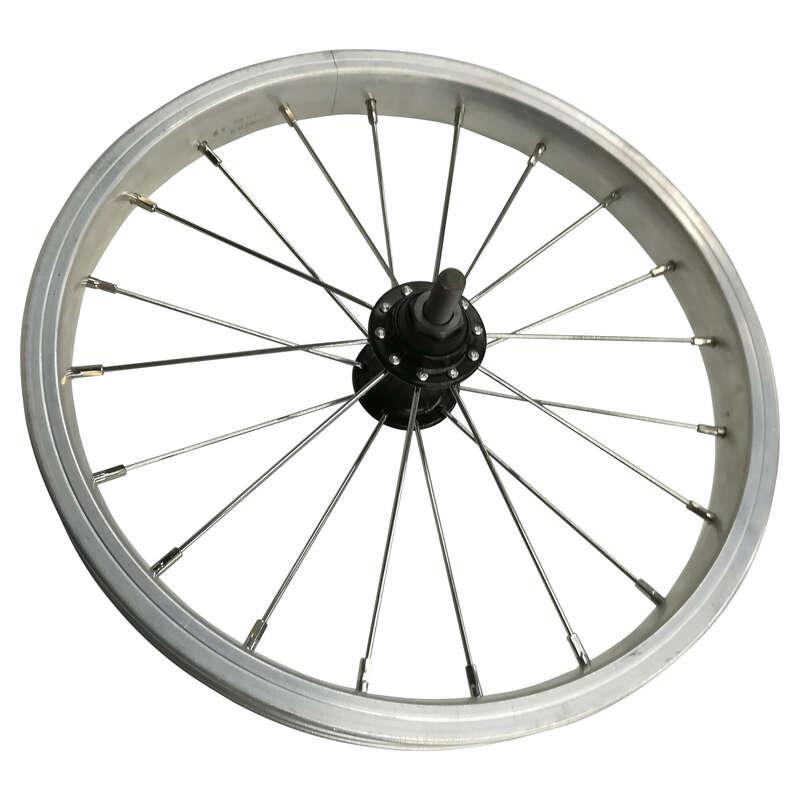HJUL HOPFÄLLBAR Cykelsport - Framhjul kompakt 14