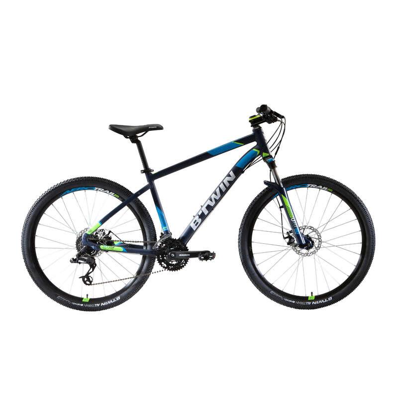 """FÉRFI MTB KÖZÉPHALADÓKNAK/HALADÓKNAK Kerékpározás - Kerékpár MTB ST 520, 27,5"""" ROCKRIDER - Kerékpár"""