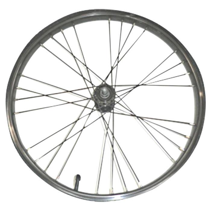 """Roue avant 20"""" vélo pliant"""