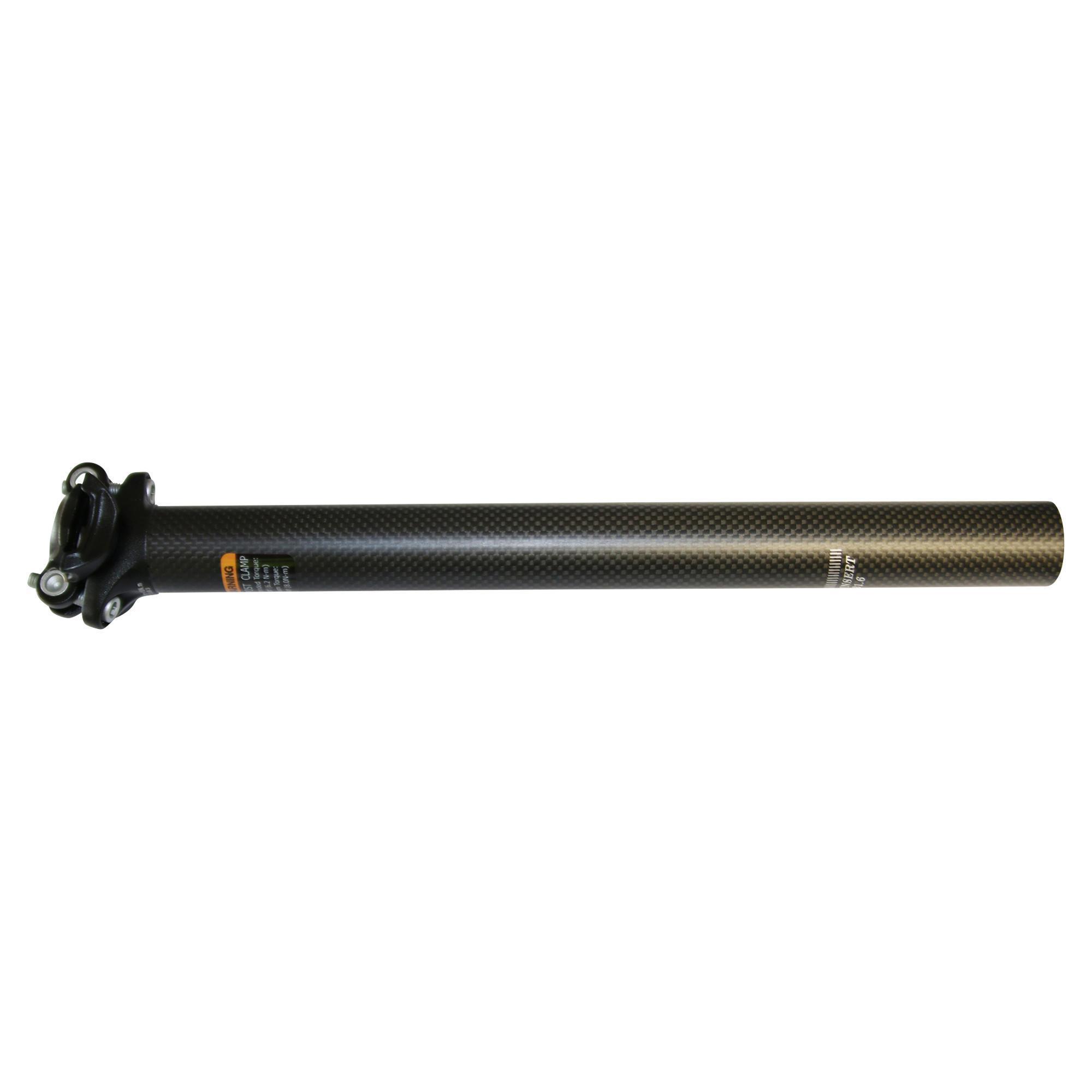 Workshop Zadelpen 31,6 350 mm carbon 8XCPRO