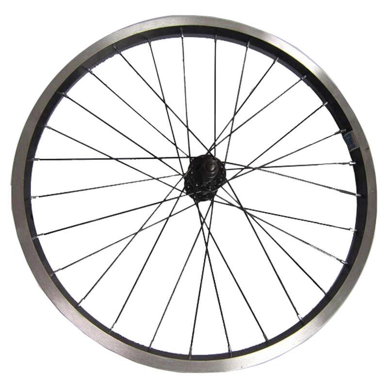 HJUL HOPFÄLLBAR Cykelsport - Framhjul fällcykel 20