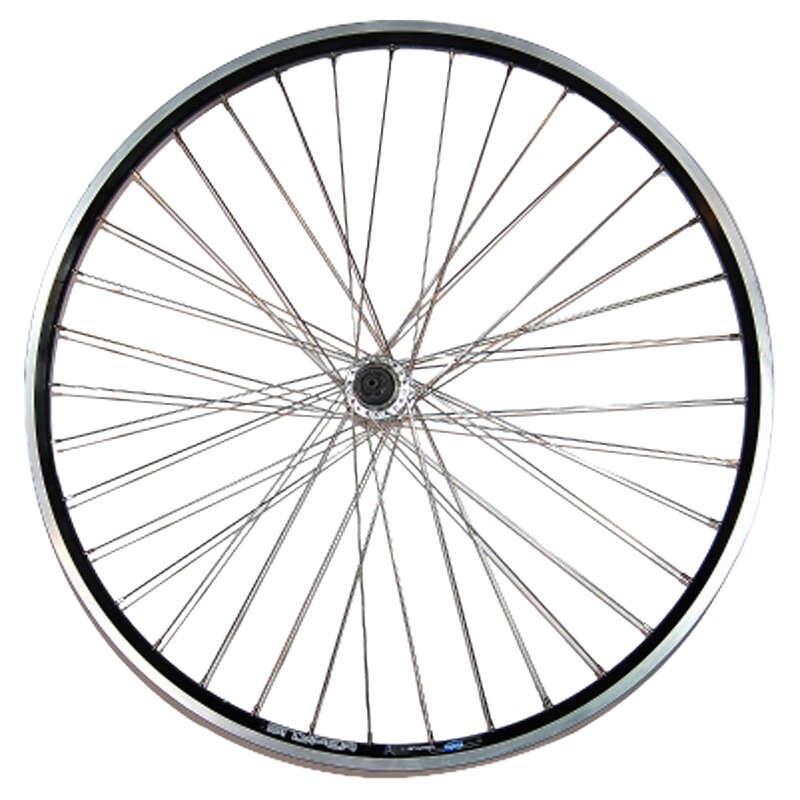 RUOTE BICI CITTA' Ciclismo, Bici - Ruota posteriore 28