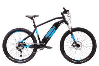 Bicicleta de BTT elétrica ROCKRIDER e-ST 500 V2