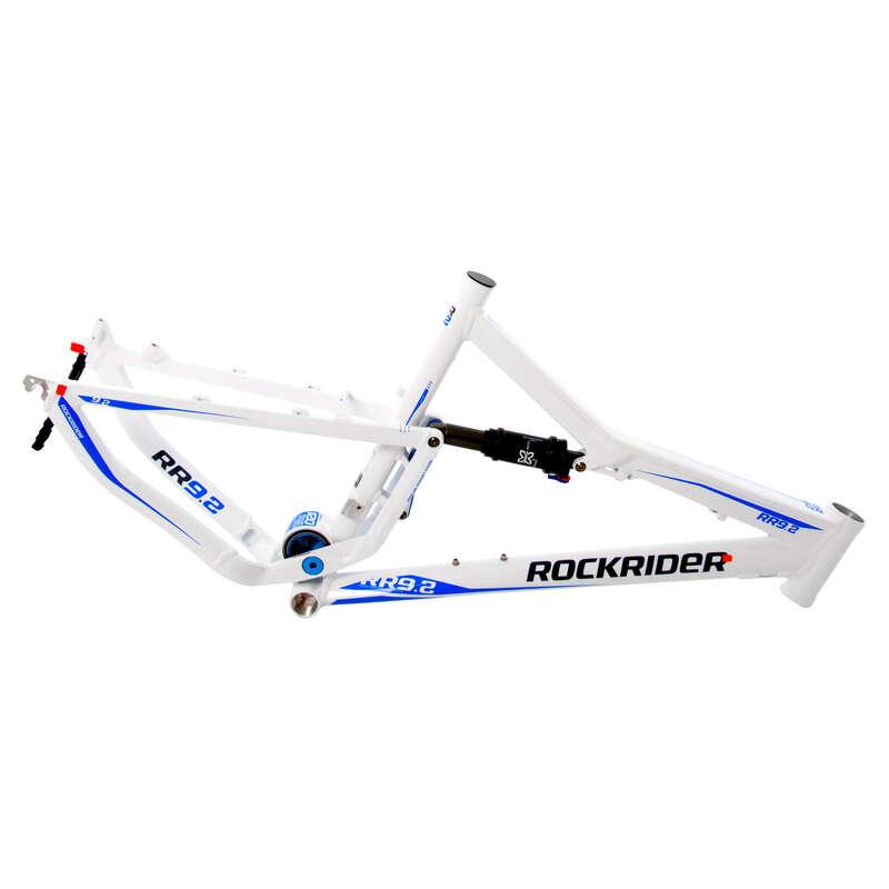 FRAME MTB Cycling - Rockrider 9.2 2012 frame ROCKRIDER - Bike Parts