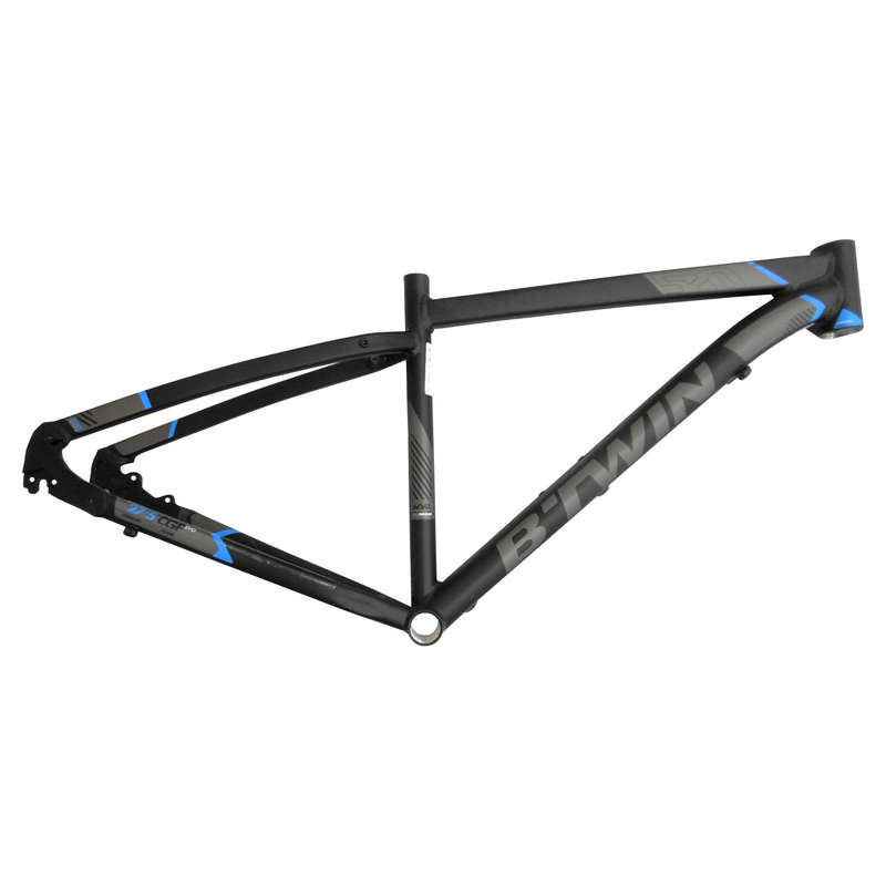 FRAME MTB Cycling - RR 520 Frame - Black ROCKRIDER - Bike Parts