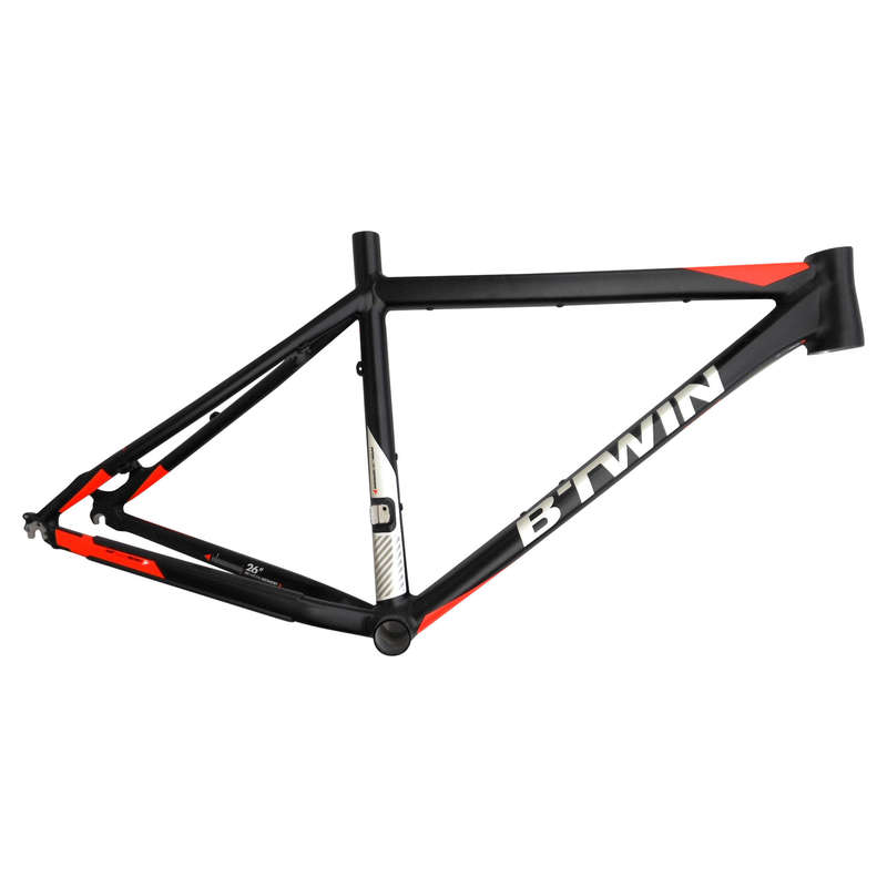 FRAME MTB Cycling - Rafal 700 2015 Frame - Black BTWIN - Bike Parts