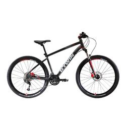 MTB Rockrider 540 Mountainbike grijs 27.5""