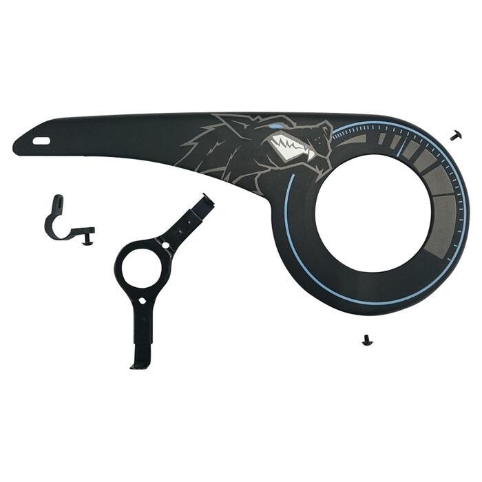 Cárter bicicleta 20 pulgadas RACINGBOY 540 negro
