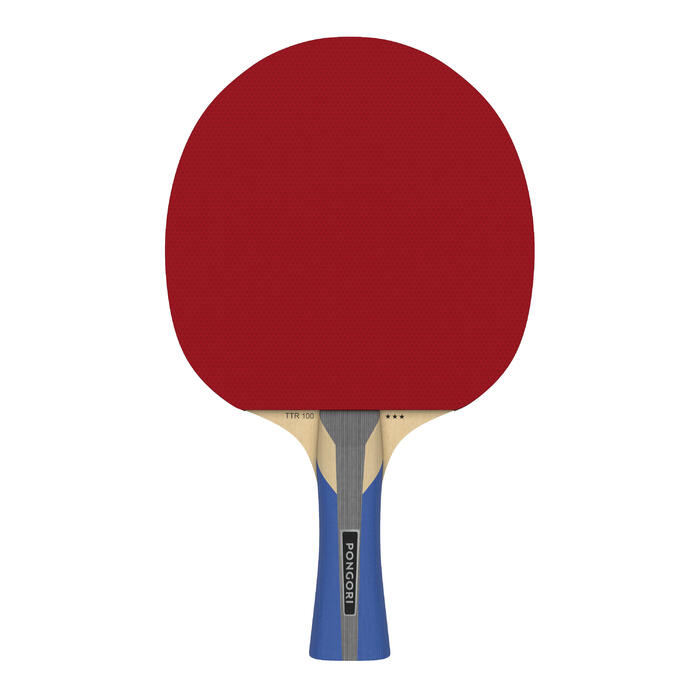 Tischtennisschläger TTR 100 3* Allround