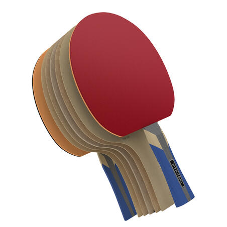 TTR 100 3* All-Round School Table Tennis Paddle