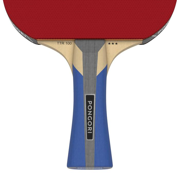 Tafeltennisbat school TTR 100 3* Allround