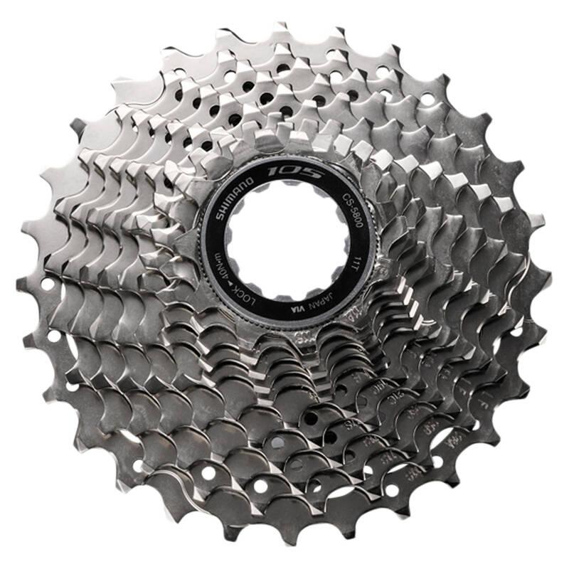 PŘEVODY SILNIČNÍ KOLA Cyklistika - KAZETA SHIMANO 105 11–28 SHIMANO - Náhradní díly a údržba kola