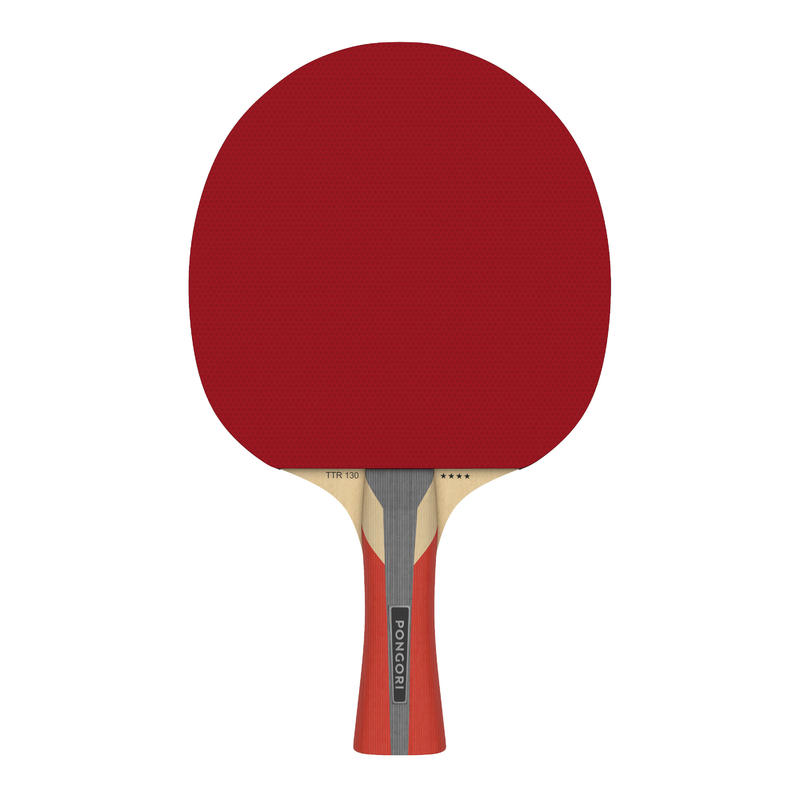 TTR 130 4* Spin Club and School Table Tennis Paddle