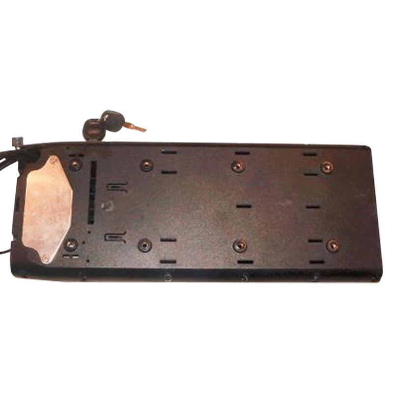 Alloggiamento batteria+controller original 700