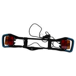 Kennzeichen- und Lichthalterung RACK'N RIDE