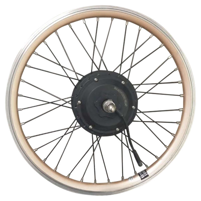 HJUL HOPFÄLLBAR Cykelsport - Bakhjul för elcykel 20