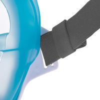 מסכת שנורקל Easybreath - כחול נייבי