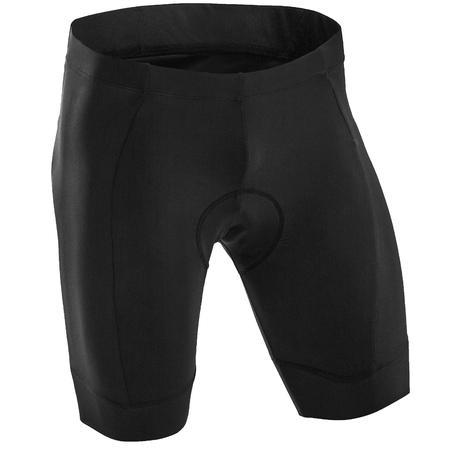 RC100 Bibless Sport Cycling Shorts - Black