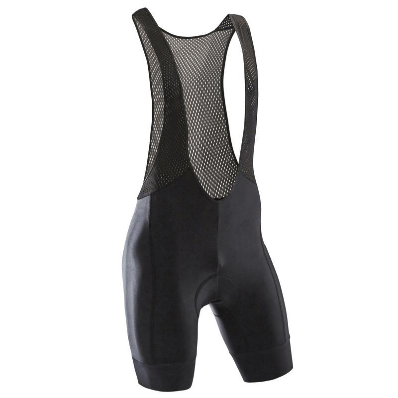 RC500 Cycling Bib Shorts - Black