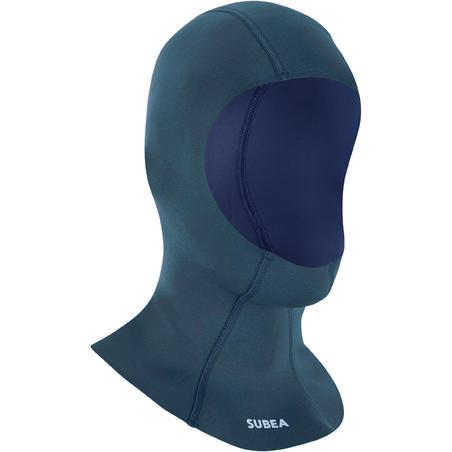 SCD 2 mm neoprene diving hood