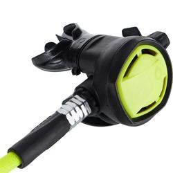 Octopus de plongée SCD 900 avec dive/pre dive et molette de réglage du débit