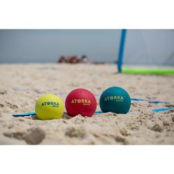 Bal voor beachhandbal HB500B maat 2 rood