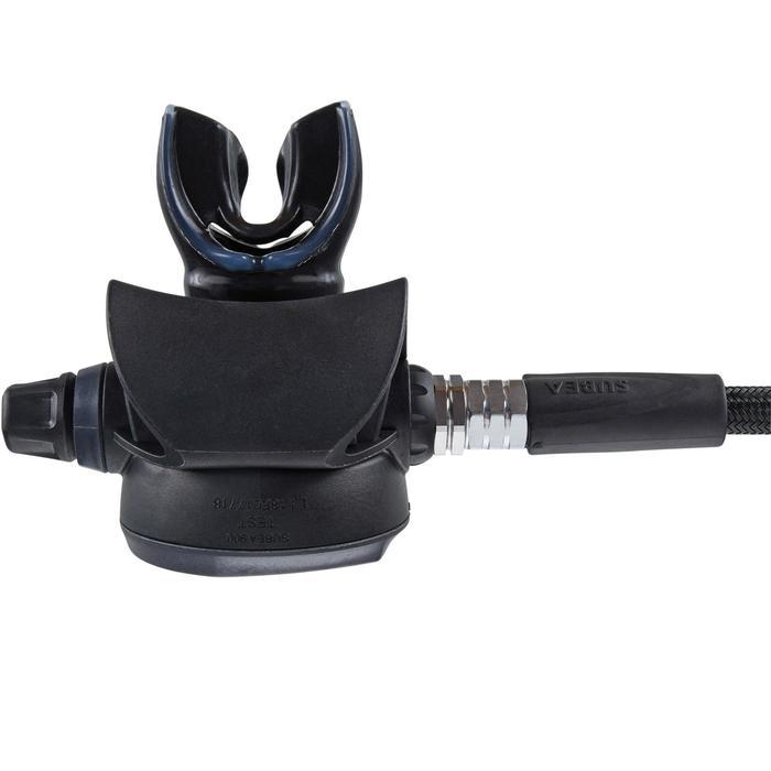 Regulador INT (Estribo) primeiro patamar membrana compensada de mergulho SCD 900