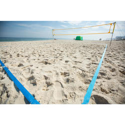 Lignes de beach-volley BV900 bleues