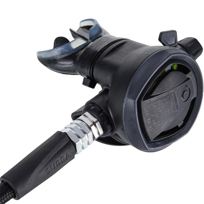 Regulador de buceo SCD 900 DIN con primera etapa de membrana compensada