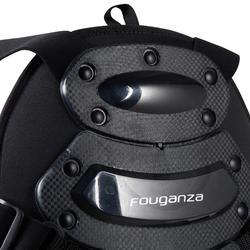 Rugprotector Safety voor kinderen ruitersport zwart