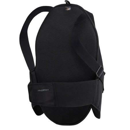 Safety Adult Horse Riding Back Protector - Black