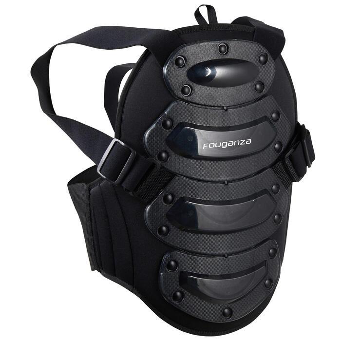 Rückenprotektor Safety Kinder schwarz