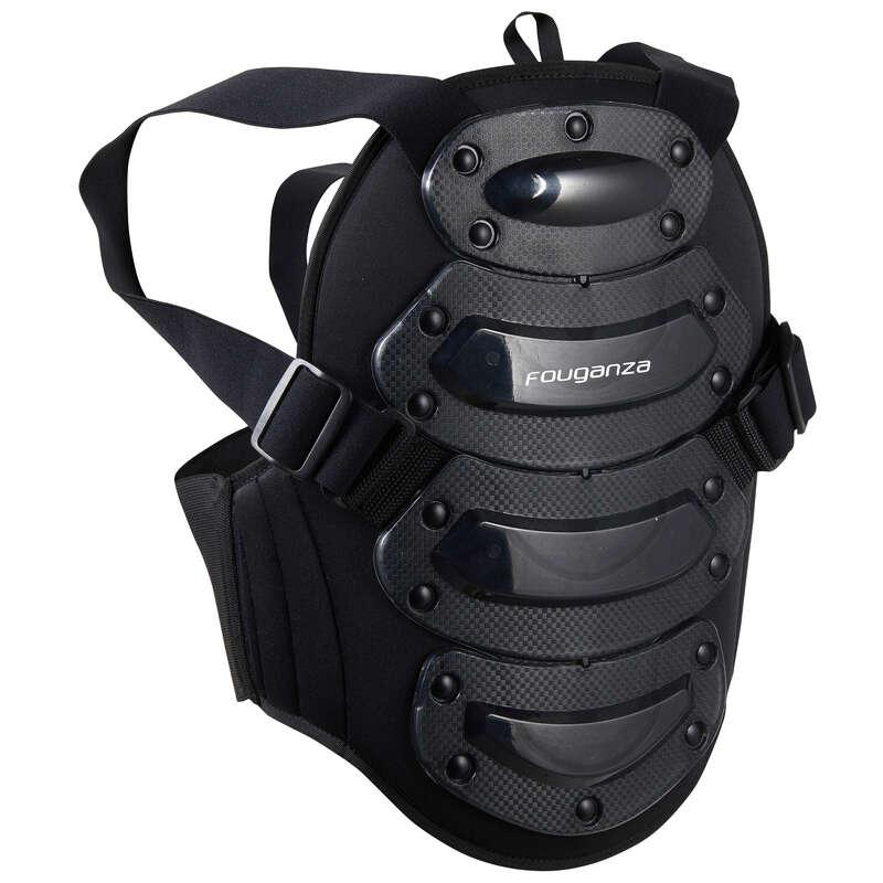 ЗАЩИТА ТУЛОВИЩА Шлемы - ЗАЩИТА СПИНЫ ДЕТ. SAFETY FOUGANZA - Шлемы