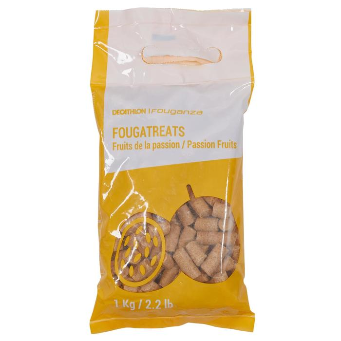 Friandises équitation cheval et poney FOUGATREATS fruit de la passion - 1 KG