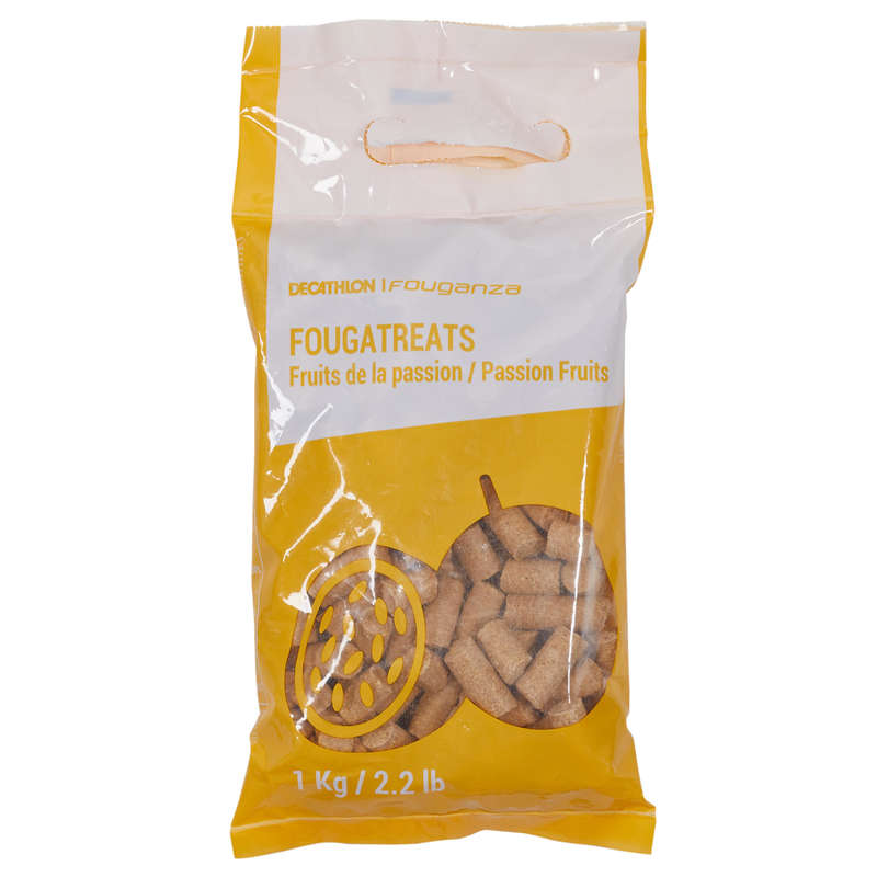 HORSE TREATS Horse Riding - Fougatreats 1 kg Passion Fruit FOUGANZA - Horse Riding