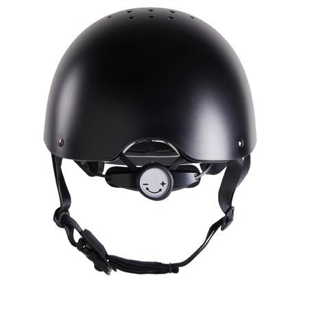 Casco de equitación 100 negro