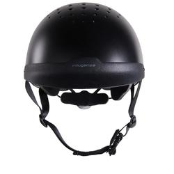 Reithelm 100 Größenverstellbar schwarz