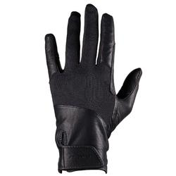 960 Horse Riding Gloves - Black