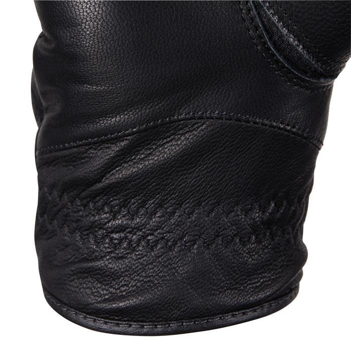 Gants équitation homme 960 noir