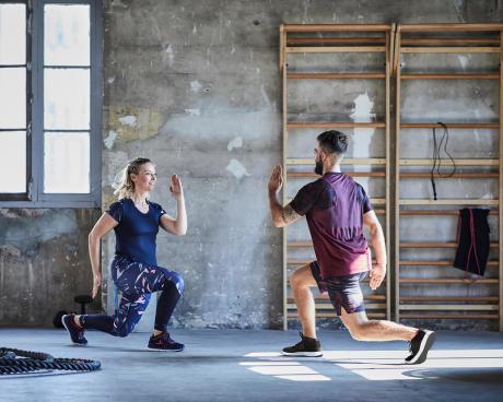 2019雙人有氧-弓步蹲