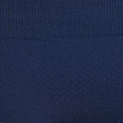 Lauf-String-Tanga atmungsaktiv Damen dunkelblau