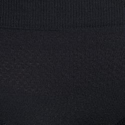 Lauf-Slip String atmungsaktiv schwarz
