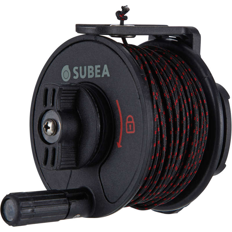 SPEARGUNS ACCESSORIES Spearfishing - SPF500 Speargun Reel SUBEA - Spearfishing