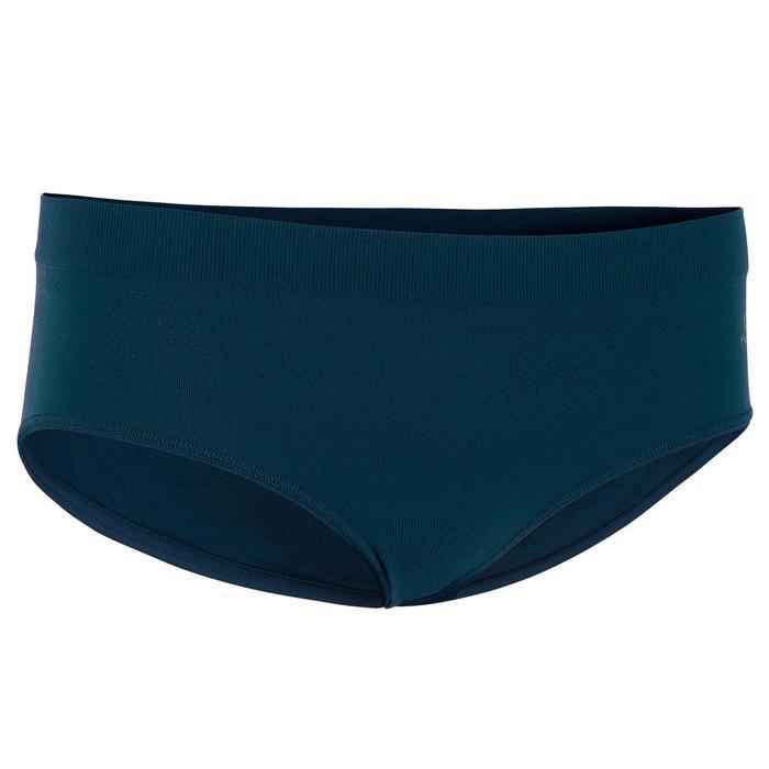 Culotte de running respirante pour dames, turquoise